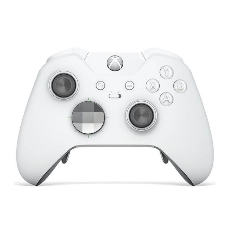 Controller Microsoft Xbox One S Elite Special Edition wrls White gaming   gaming accessories   χειριστήρια
