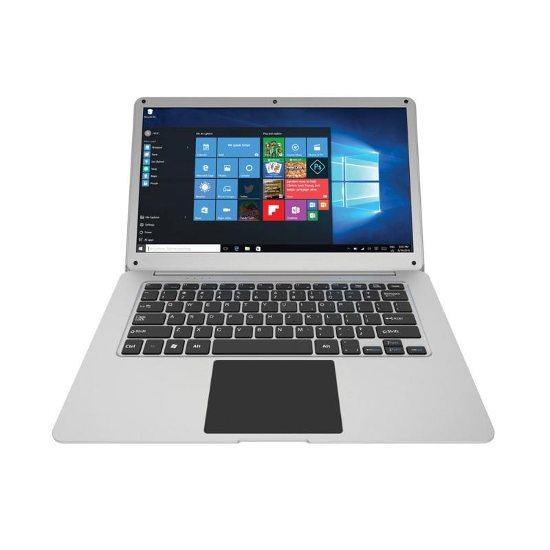 """Laptop Hyundai Thinnote 14 14.1"""" 1920x1080 N4200,4GB,32GB,Intel HD,W10,Silver computer   υπολογιστές   laptop"""