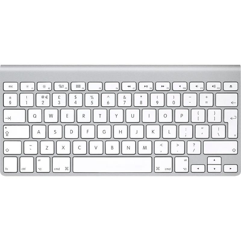 Apple Wireless Keyboard UK layout MC184B/B computer   περιφερειακά   πληκτρολόγια