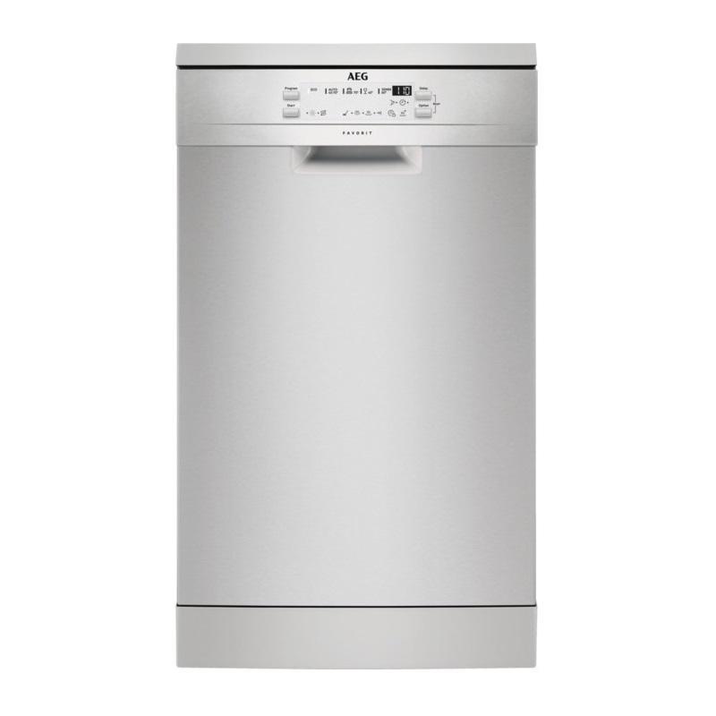 Πλυντήριο Πιάτων Ελεύθερο AEG FFB51400ZM 45cm