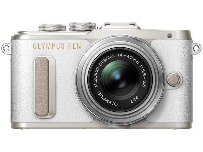 Φωτ. Μηχανή Olympus E-PL8 14-42 II R mirrorless White/Silver