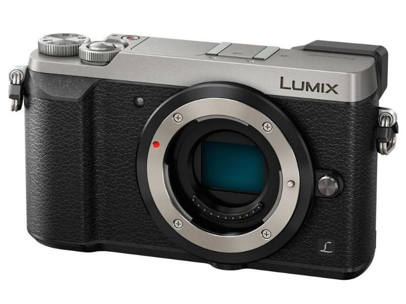 Φωτογραφική Μηχανή Panasonic Lumix GX80 Body Silver